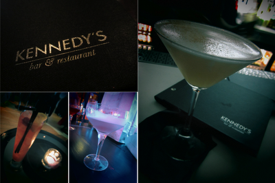 The Blind Swine and Kennedy's York Cocktail Bar Review