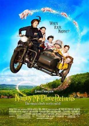 Nanny McPhee Returns 2010 BRRip 720p Dual Audio In Hindi English