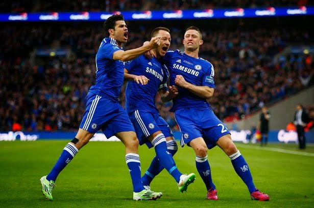 VIDEO: Chelsea FC Defenders - All Goals 2014/2015