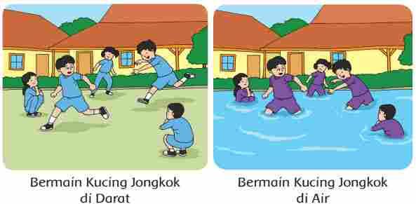 Permainan Kucing Jongkok