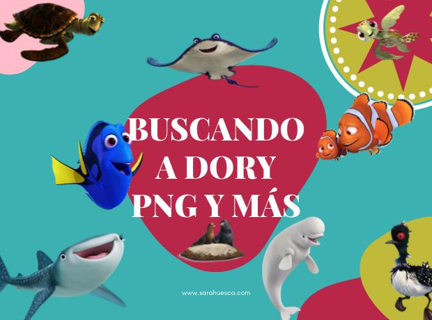 Dory, imagenes, png, descargar, actividades, gratis