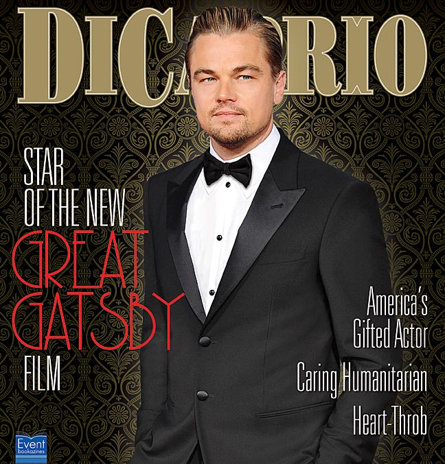 The Great Gatsby And Icon Leonardo Dicaprio