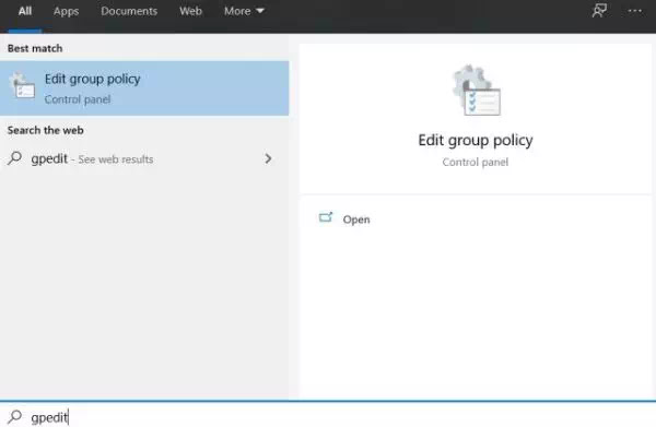 cara mengaktifkan Group Policy Editor di Windows 10 Home Edition-3
