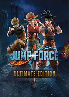 Jump Force Ultimate Edition Torrent (PC)