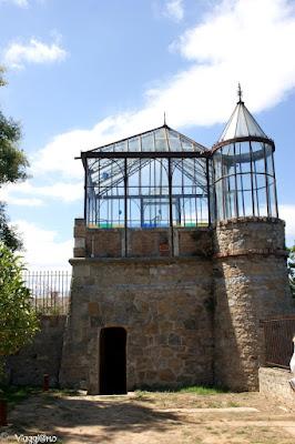 La torre Serra o Voliera di Rennes le Chateau