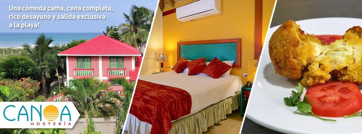 Hostería en Canoa Manabí - Canoa Hostería