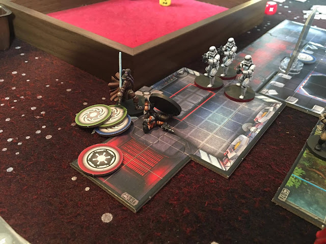 Imperial Assault from FFG Means of Production mission