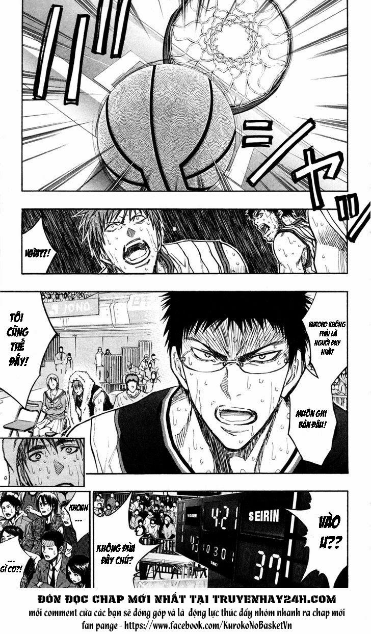 Kuroko No Basket chap 159 trang 13