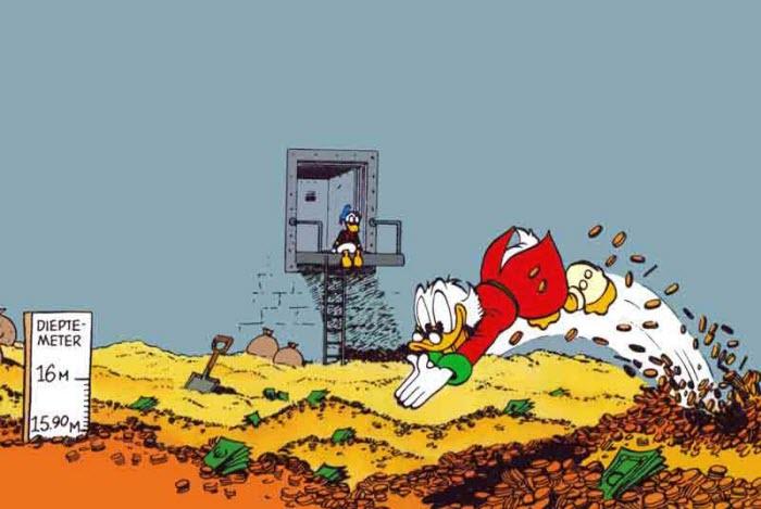 Komik Donald Bebek