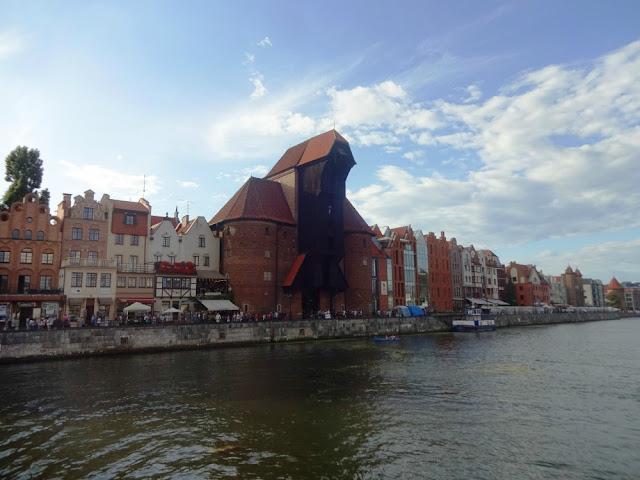 Onde ficar e onde comer em Gdánsk (Polônia)