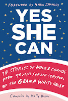 Review of Yes She Can compiled by Molly Dillion