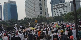 Aksi Mujahid 212 Bertujuan Untuk Selamatkan Indonesia Dari Tangan-tangan Jahat