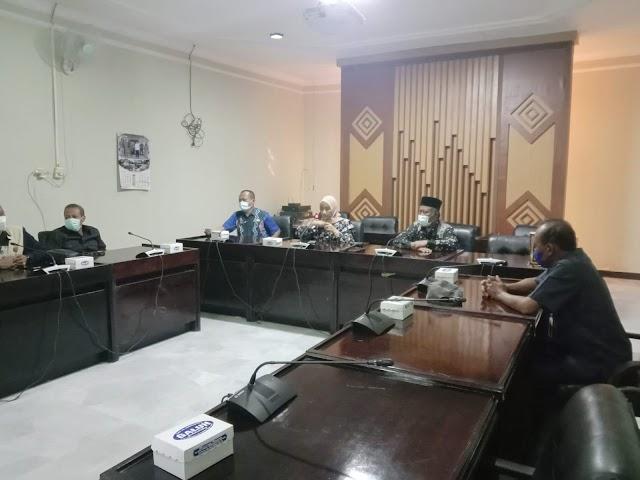 Badan Kehormatan DPRD Tuban Terima Kunjungan Badan Kehormatan DPRD Pati