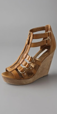 099b035413 Twelfth St. by Cynthia Vincent Jagger Zip Front Wedge Sandals