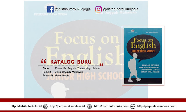 Focus On English Junior High School