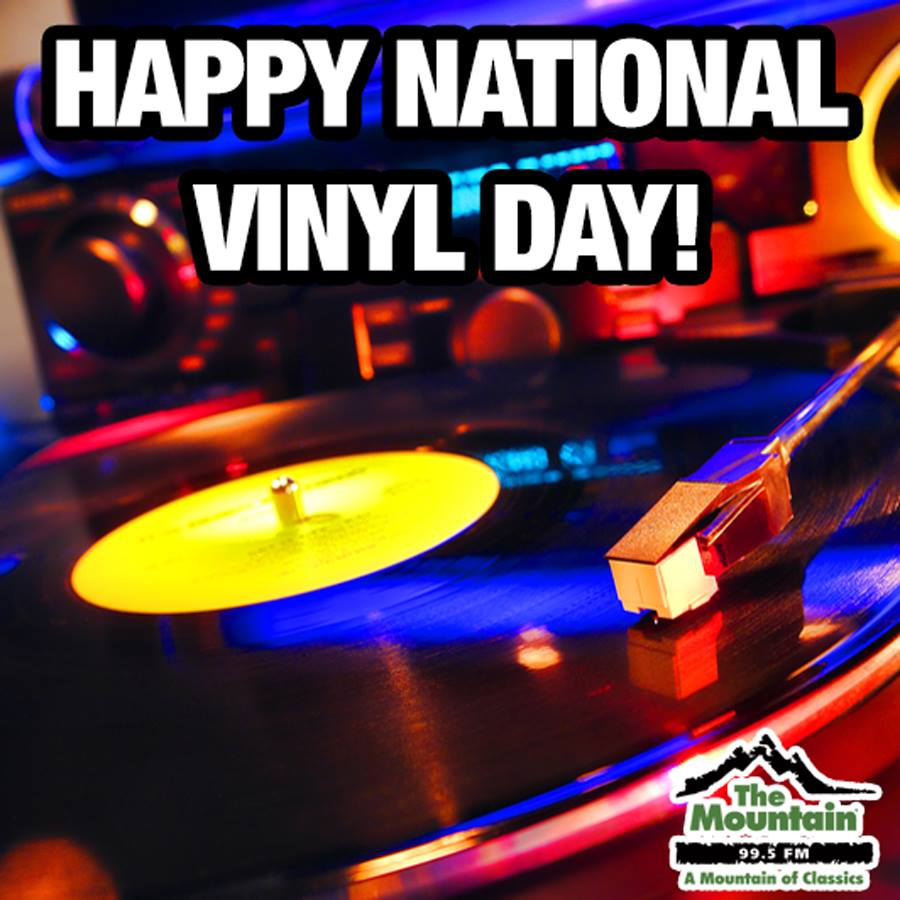 National Vinyl Record Day