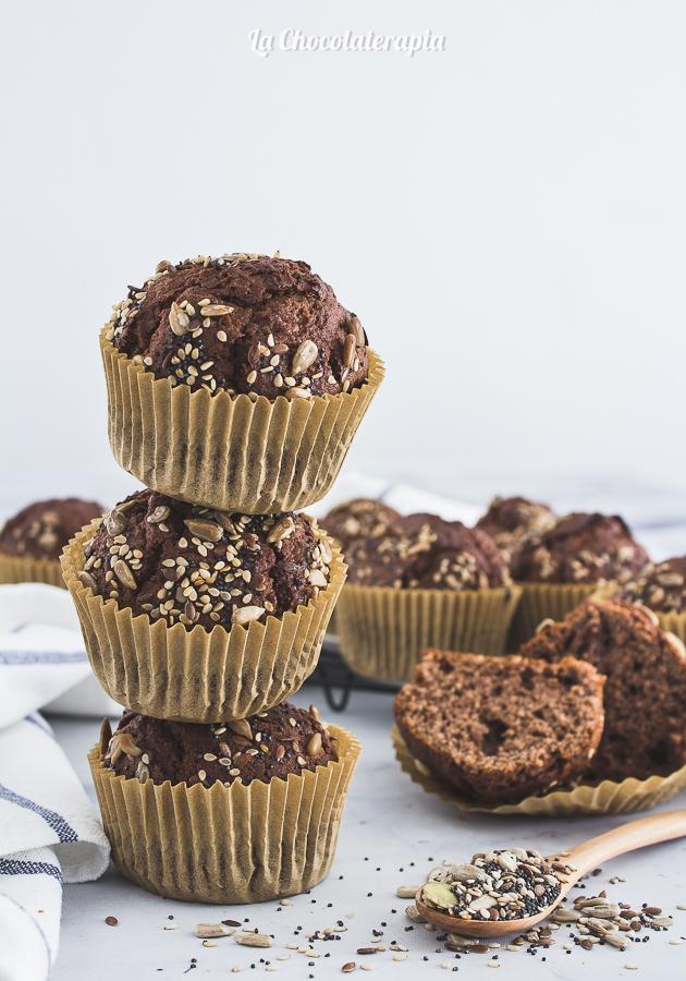magdalenas-espelta-miel-cacao-chocolaterapia