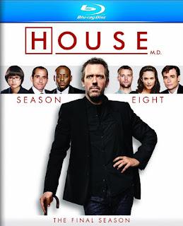 Doctor House – Temporada 8 [5xBD25] *Subtitulada