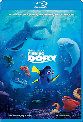 Finding Dory [2016] [BD25] [Latino]
