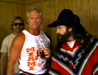 Smoky Mountain Wrestling - Blue Grass Brawl 93 - The Stud Stable
