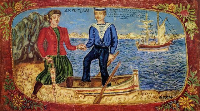"""Αφήγηση παραμυθιού στο Ναύπλιο με την Καλλιόπη Λιαδή: """"Θεόφιλος Χατζημιχαήλ: η ζωή του σαν παραμύθι"""""""