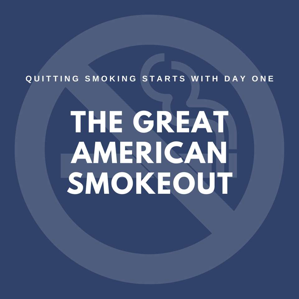 Great American Smokeout Wishes