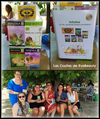 Evento blogger alicante Mecreativeevents Ecoinfutisa infusiones y tés