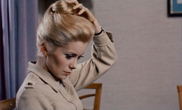 Style Essentials Catherine Deneuve In And Out Of Yves