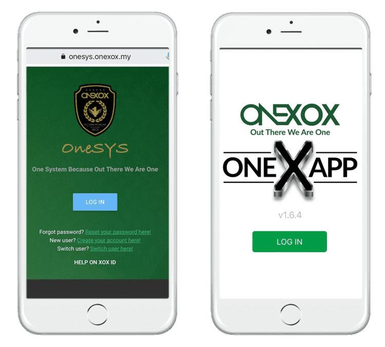 Sistem Dealer ONEXOX