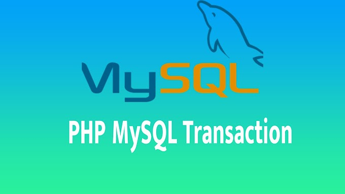 PHP MySQL Transaction