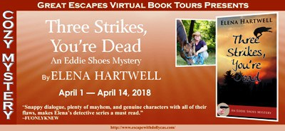Upcoming Blog Tour 4/8/18
