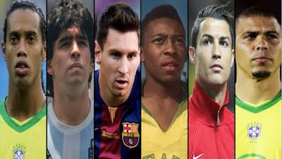 تاريخ لعبة كرة القدم