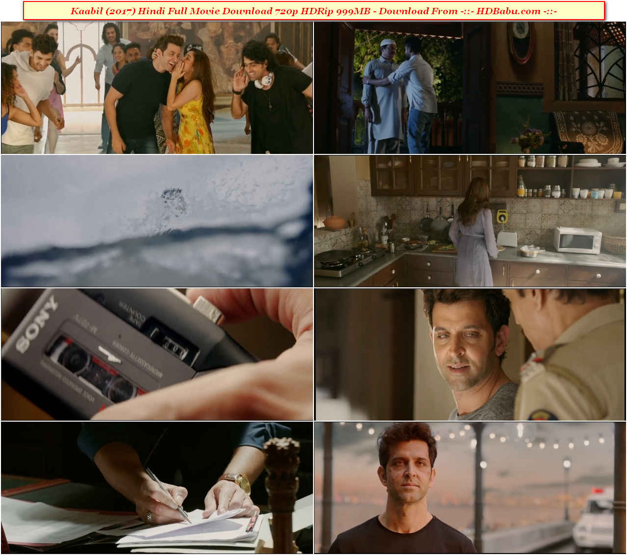 Kaabil Full Movie Download, Kaabil HEVC Mobile Movie Download HD – And Also Download Free Kaabil (2017) Hindi Full Movie HD. You can also Download Kaabil Full Movie From High-Speed Download Verified Servers, Available Format HD MKV, AVI, MP4. Kaabil Full Movie Download HD, MKV, AVI, MP4, HEVC Download.