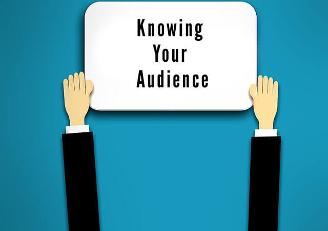 Knowing-your-audience