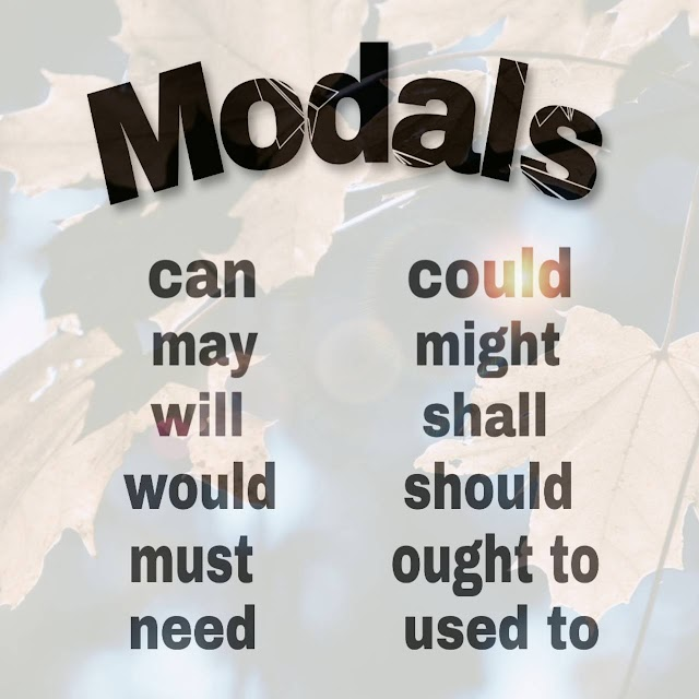 Modals in English Grammar