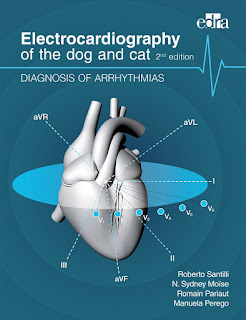 Electrocardiography of the dog and cat. Diagnosis of arrhythmias 2nd Edition