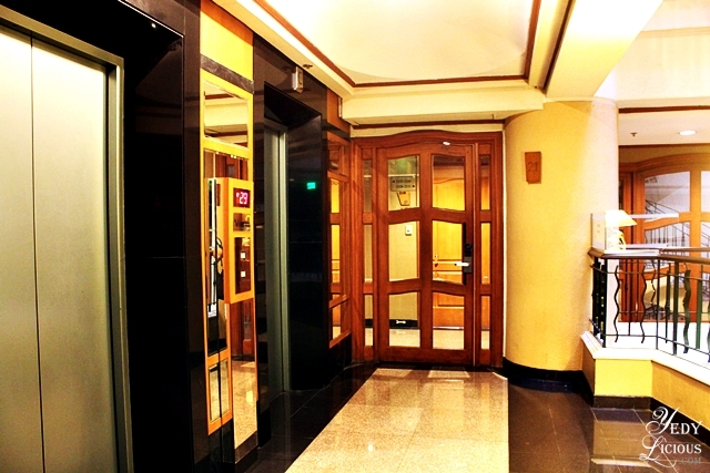 Extra Layer of Security Doors at Vivere Hotel Alabang