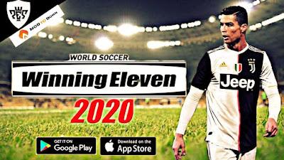 WE 2020 : تحميل لعبة Winning Eleven 2020 للاندرويد (رابط مباشر)