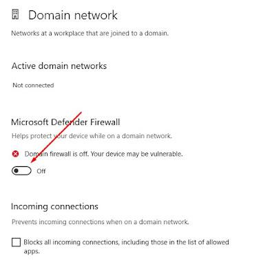 Microsoft Defender Firewall