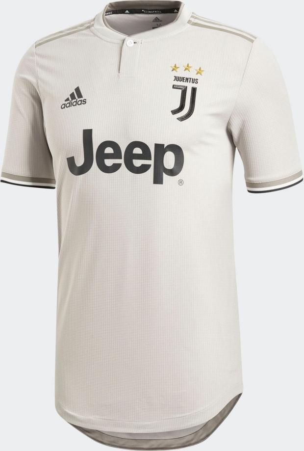 20cbad7b8a Adidas apresenta a nova camisa reserva da Juventus - Show de Camisas