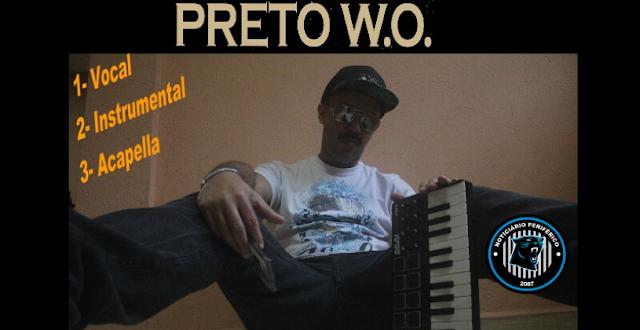 """Preto W.O. lança o single """"Meu Eu (A Busca)"""""""