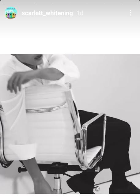 Scarlett Whitening Kolab Dengan Song Joong Ki