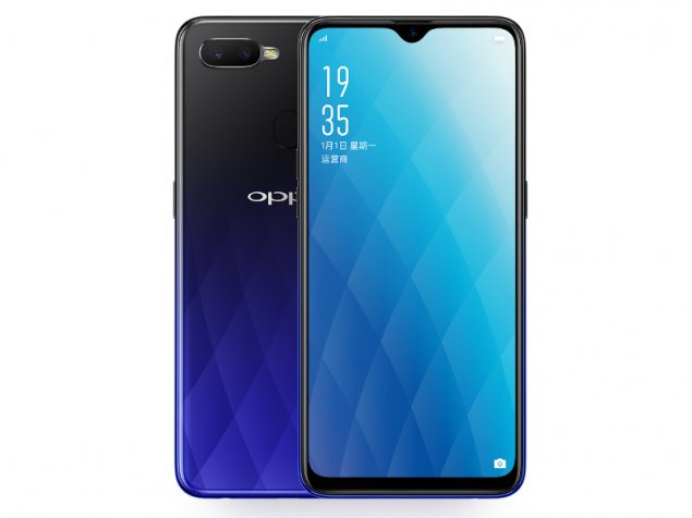 Oppo A7X - Price In India, Specifications & Features