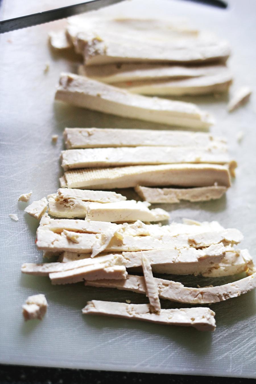 tofu vegan protein