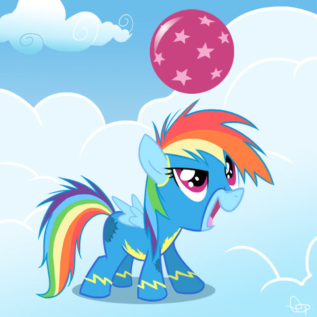 Obsession Is Magic: YiKOmega Hall Of Pony