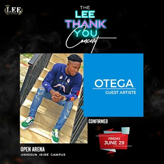 LEE EMPIRE IS SET TO SHUT DOWN UNIOSUN AS SHE UNVEILS HER FIRST GUEST FOR THE THANK YOU CONCERT