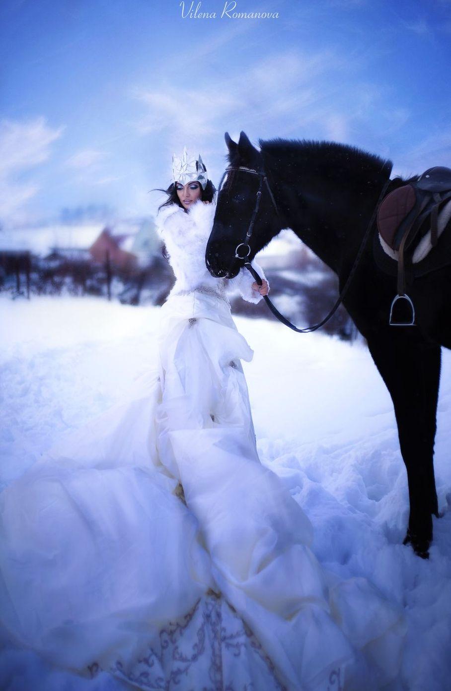 образ снежной королевы