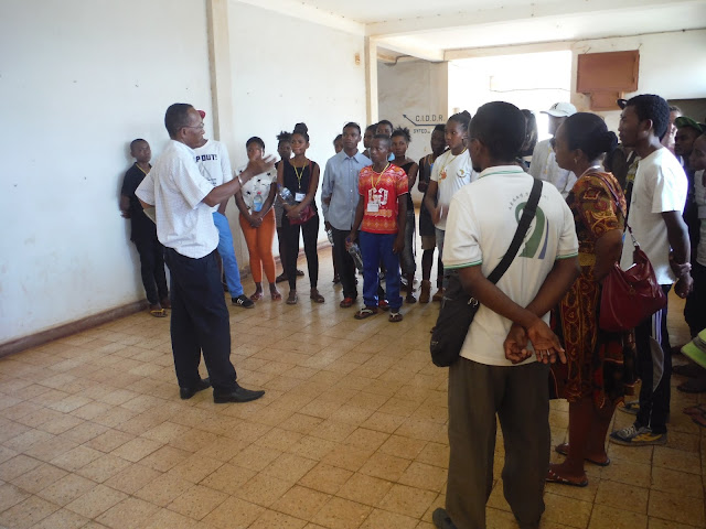 peace corps madagascar flage camp diego university visit