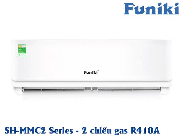 Điều hòa hai chiều Funiki SH12MMC2 giá tốt nhất?