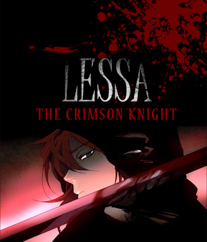 Lessa the Crimson Knight Manga